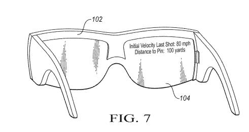 Nike Patent AR Golf Glasses 05