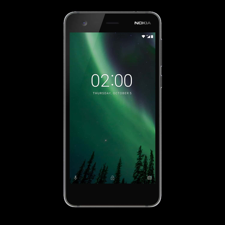 Nokia 2 PewterBlack 1