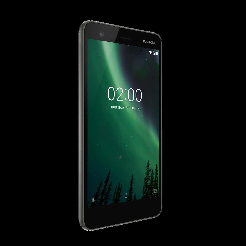 Nokia 2 PewterBlack 3