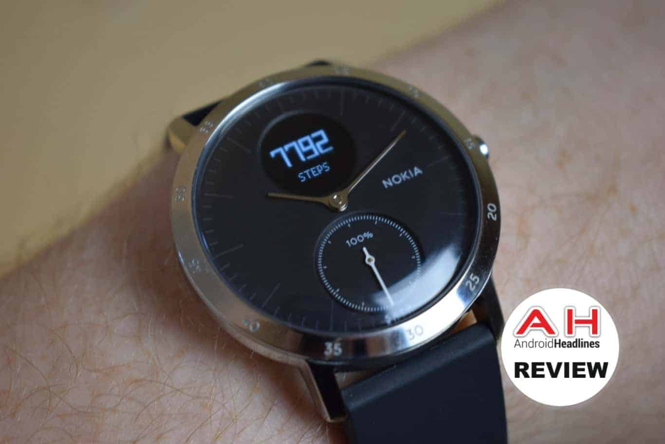 Nokia Steel HR Review The Traditional Watch Meets Fitness Tracker