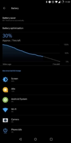 OnePlus 5T AH NS Screenshots battery 1