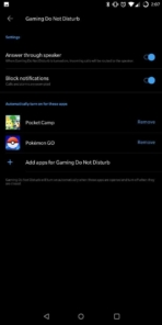OnePlus 5T AH NS Screenshots gaming dnd