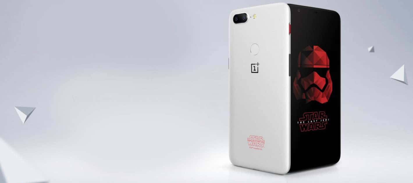 OnePlus 5T Star Wars Official