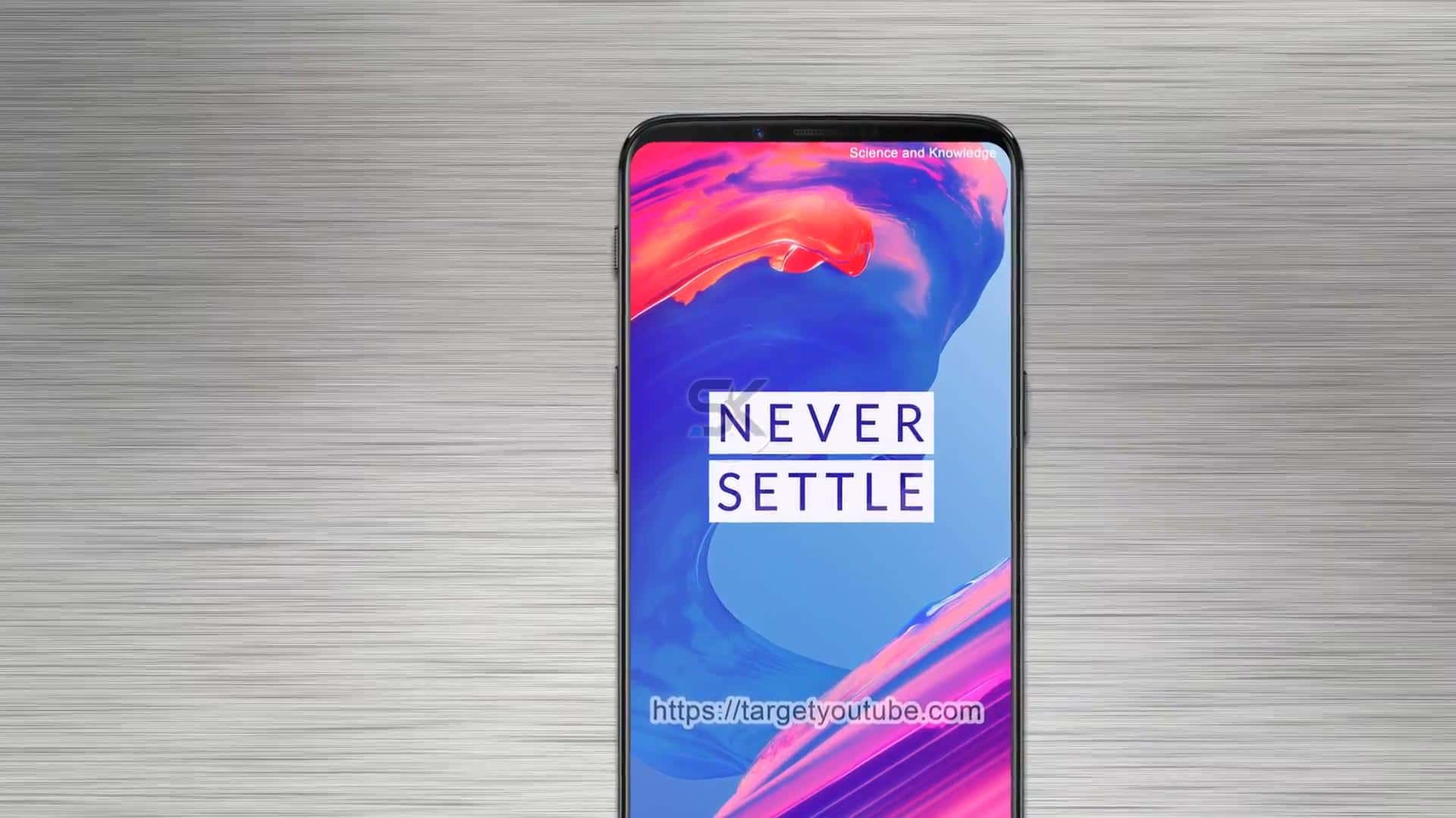 Video: OnePlus 6 Concept Comes With 8GB Of RAM, SD845 SoC ... One Plus 6
