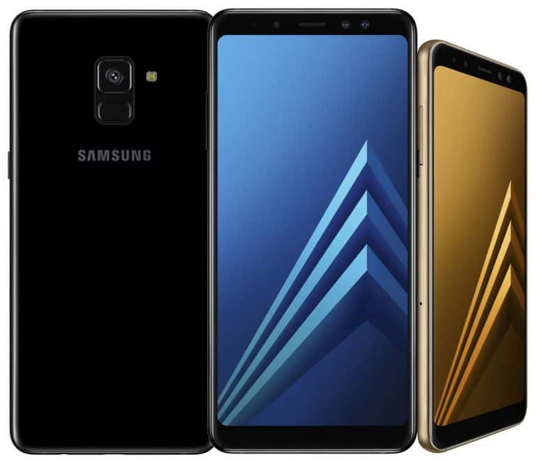 Samsung Galaxy A8 2018 and Galaxy A8 Plus 2018 official image 3