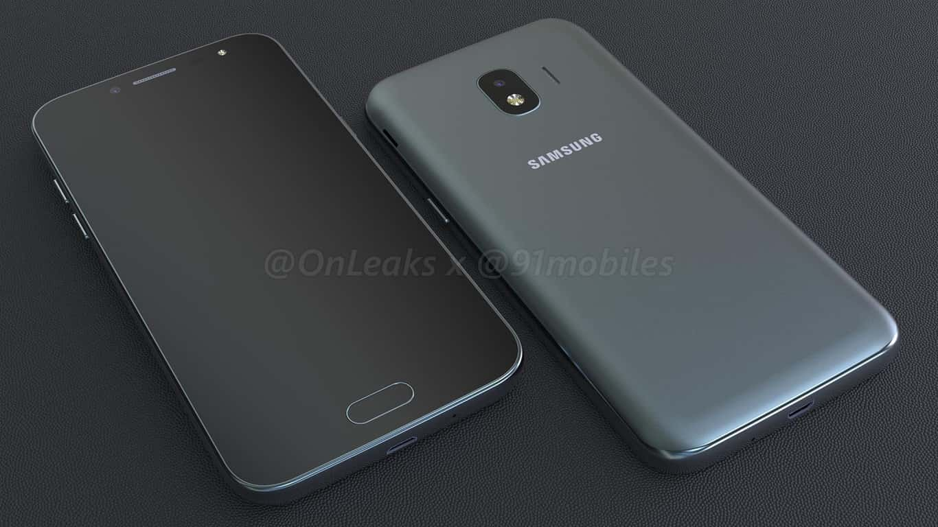 Renders Of Galaxy J2 Pro 2018 Filtered Shows 5 Inch