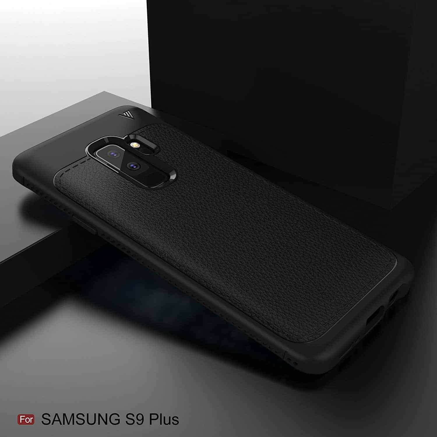 Samsung Galaxy S9 Plus iBetter TPU Ultra Slim Case 8