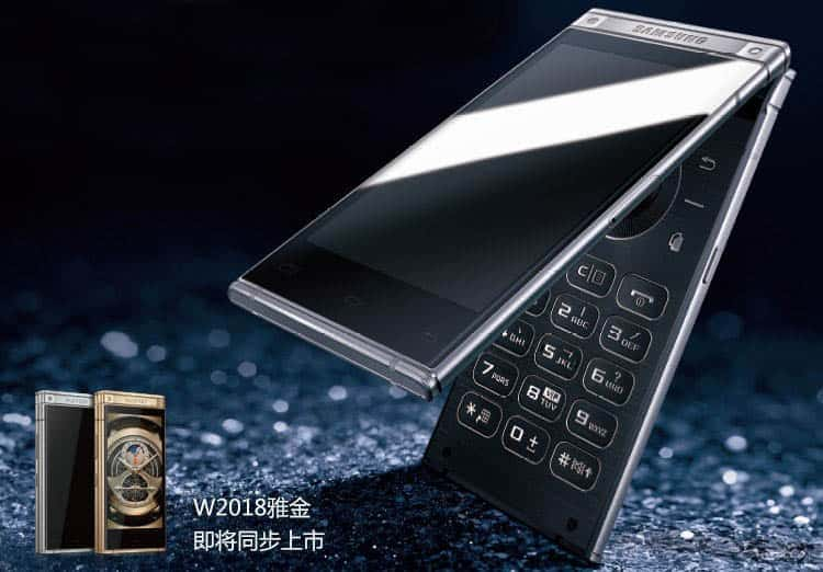 Samsung W2018 Crop