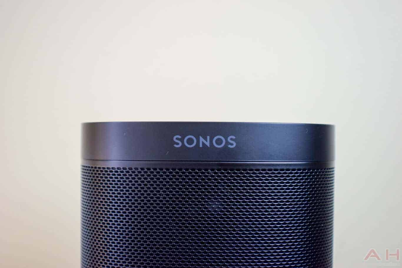 Sonos One Review AM AH 0162