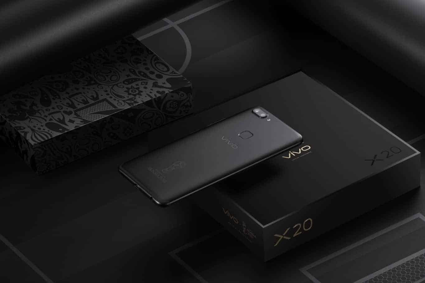 Special Edition Vivo X20 for FIFA World Cup 2018 12