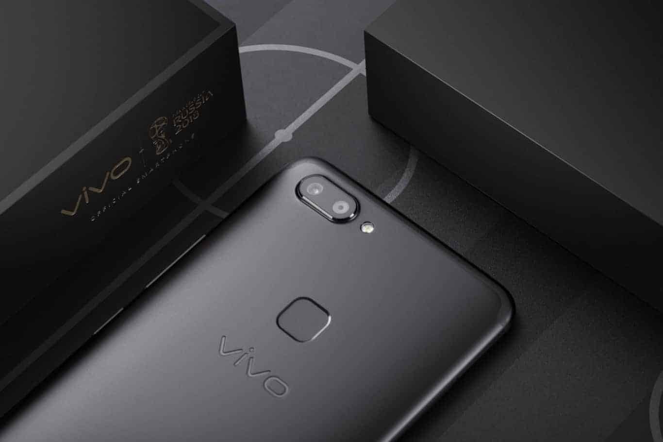 Special Edition Vivo X20 for FIFA World Cup 2018 9