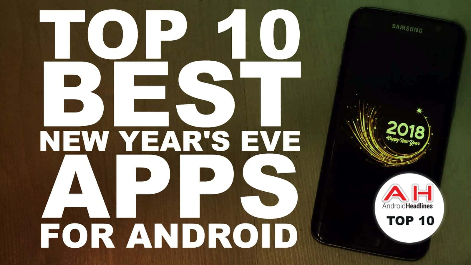 Best android apps new year 39 s eve 2017 2018 for New years eve apps