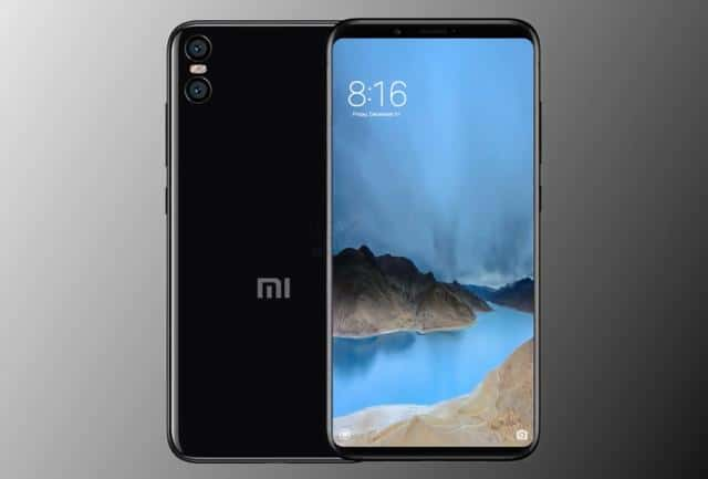 Updated Xiaomi Mi 7 Renders And Specs Leak Thin Bezels