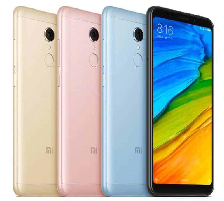 Xiaomi Redmi 5 1 1