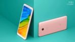 Xiaomi Redmi 5 Redmi 5 Plus official render 2