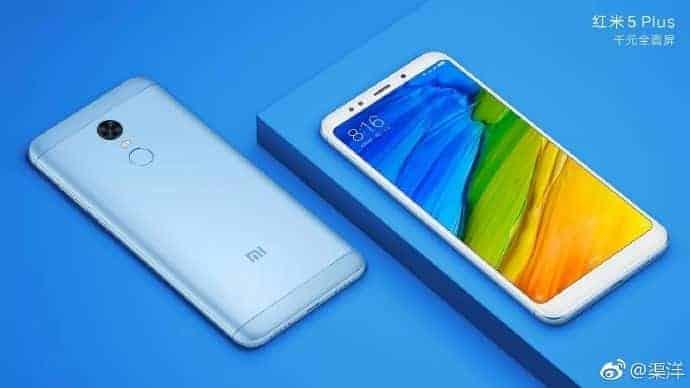 Xiaomi Redmi 5 and Redmi 5 Plus render leak 6