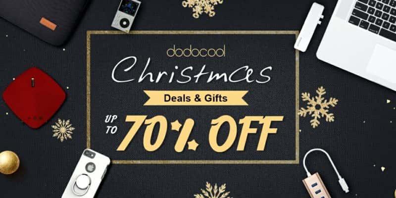 Koogeek & dodocool Launch Their Christmas Promotions / Deals