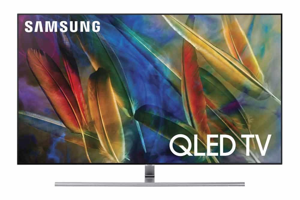 Samsung QN55Q7F 55-Inch 4K Ultra HD Smart QLED TV