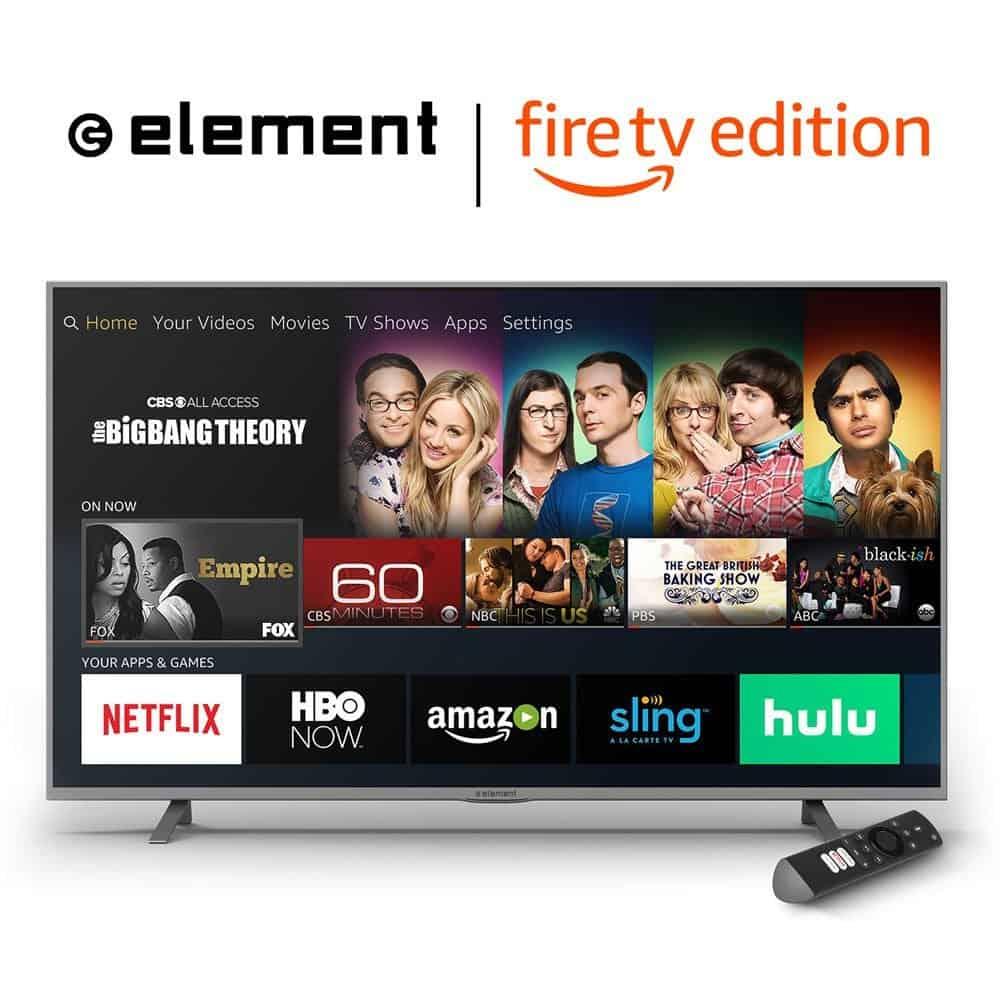 Element 50-Inch 4K Ultra HD Smart LED TV