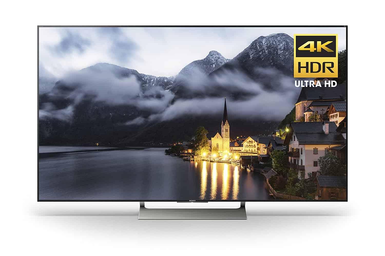 Sony XBR75X900E 75-Inch 4K Ultra HD Smart LED TV