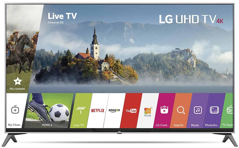 LG 55UJ7700 55-Inch 4K Ultra HD Smart LED TV
