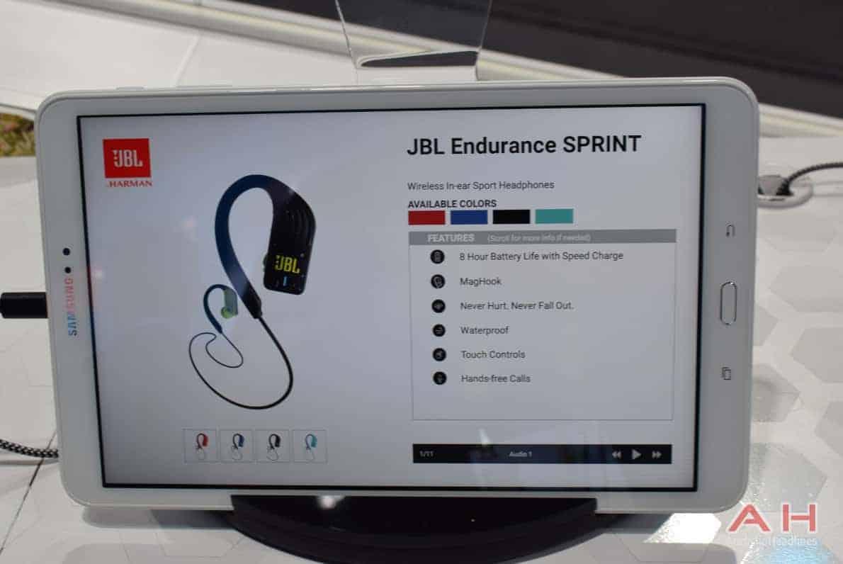AH JBL Endurance SPRINT 5