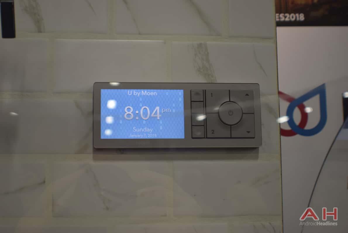 AH U by Moen Smart Shower 4