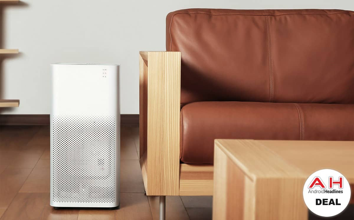 GearBest Deal Xiaomi Mi Air Purifier 2nd Gen For 119