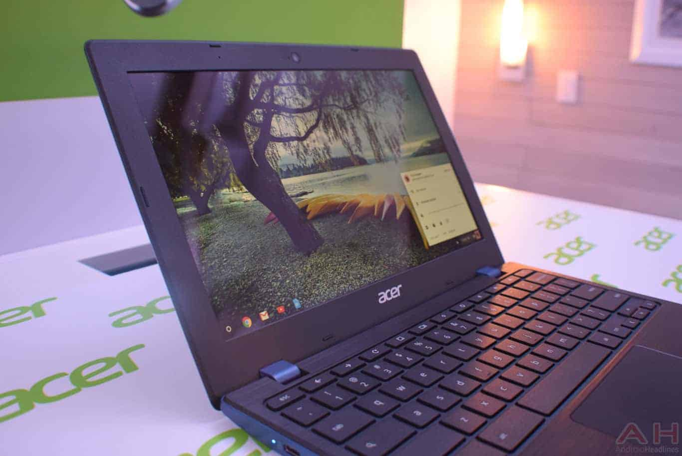 Acer Chromebook 11 CES 2018 AM AH 0035
