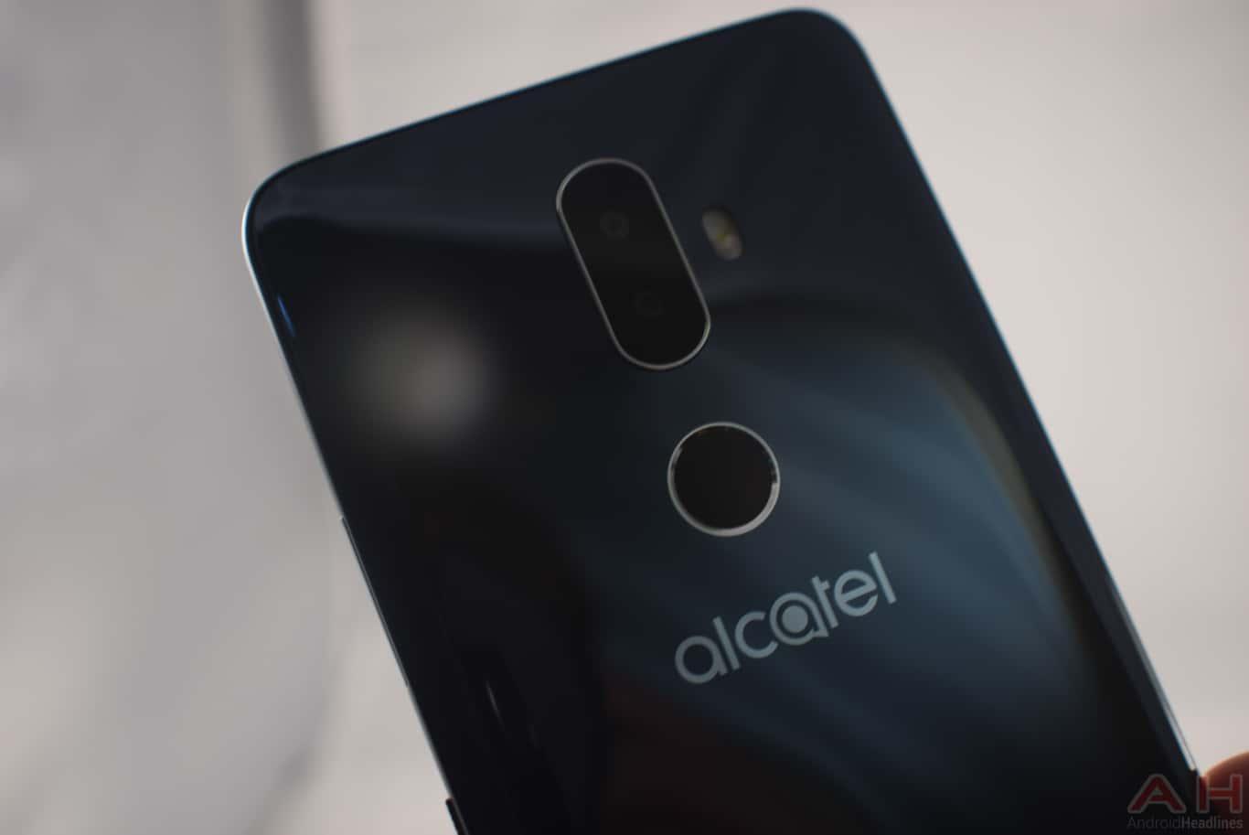Alcatel 3V CES 2018 AM AH 0211