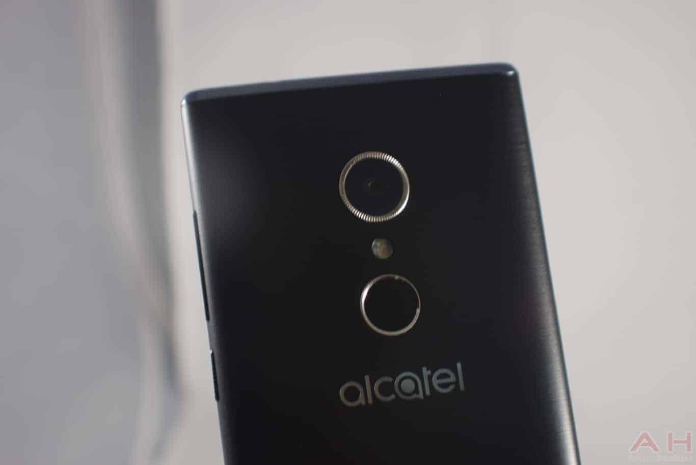 Alcatel 5 CES 2018 AM AH 0225