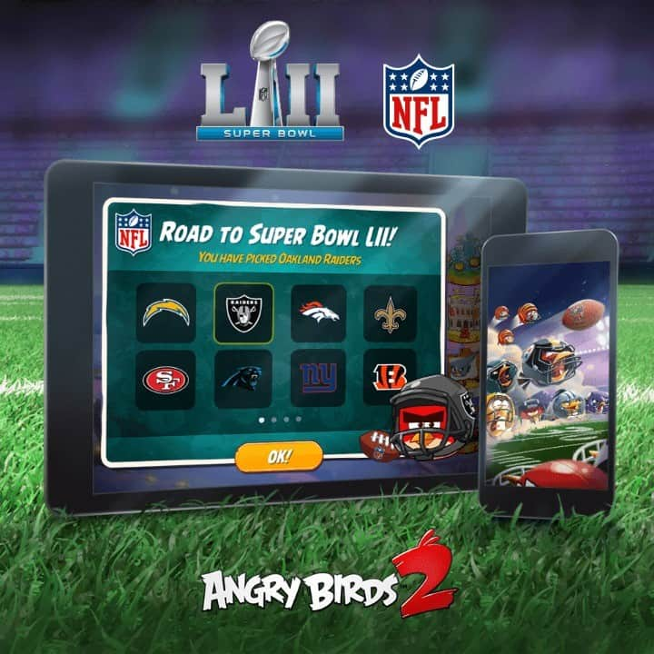 Angry Birds 2 preview from ROVIO