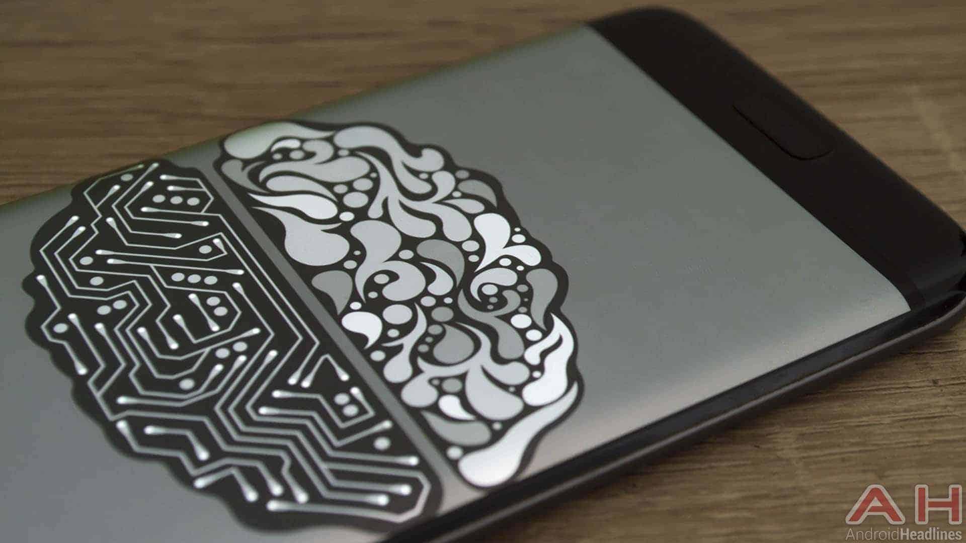 Artificial Intelligence AI Brain AH
