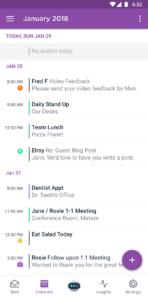 Astro Calendar Agenda Android