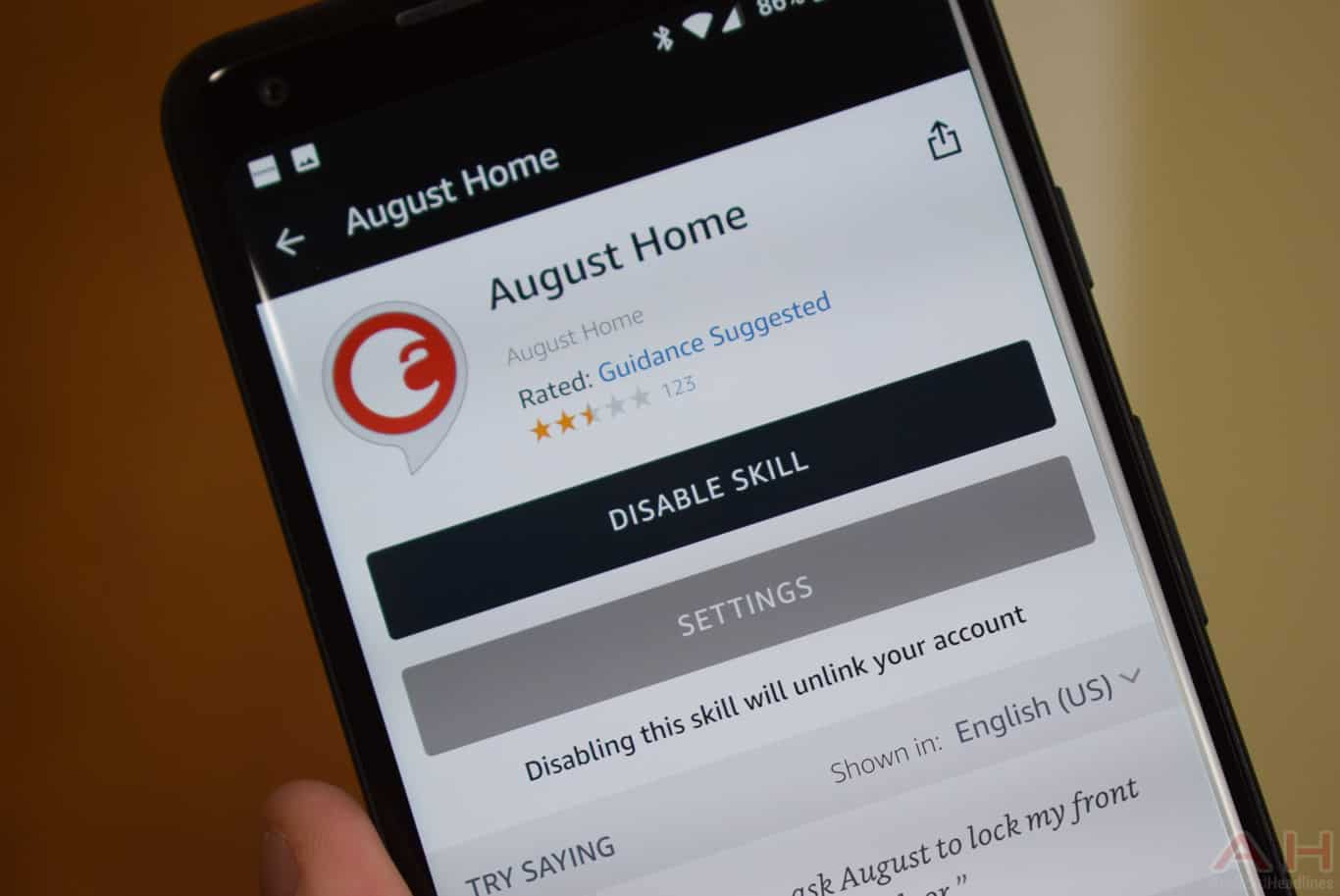 August Home Smart Lock Pro Review AM AH 15