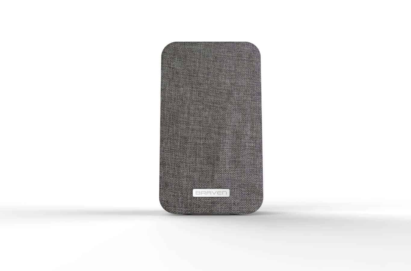 BRAVEN Villa Connect Google Voice Assistant Speaker Front