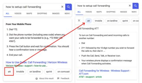 Featured Snippets 10