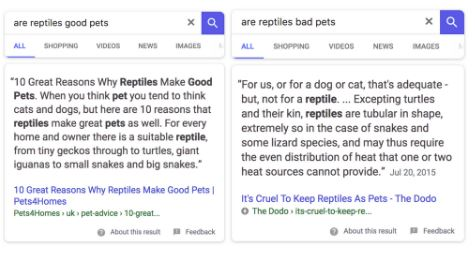 Featured Snippets 12