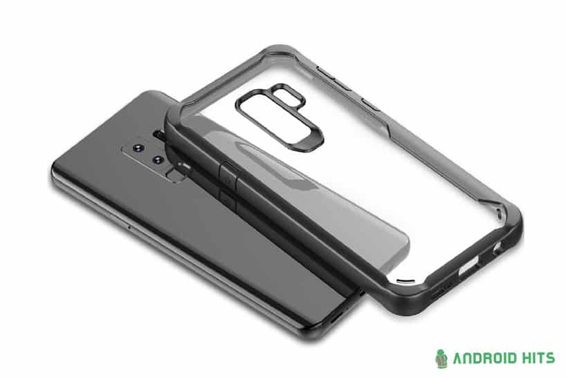 Galaxy S9 Plus case leak 12