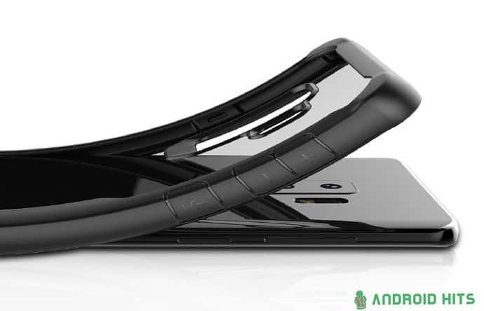 Galaxy S9 Plus case leak 13