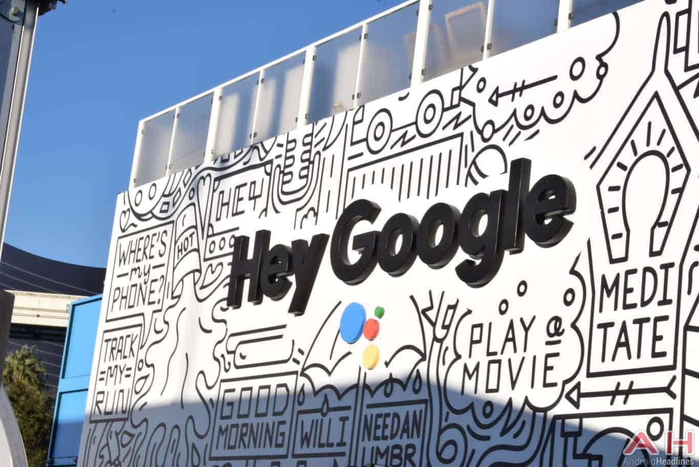 Google Assistant Hey Google CES 2018 AH 6