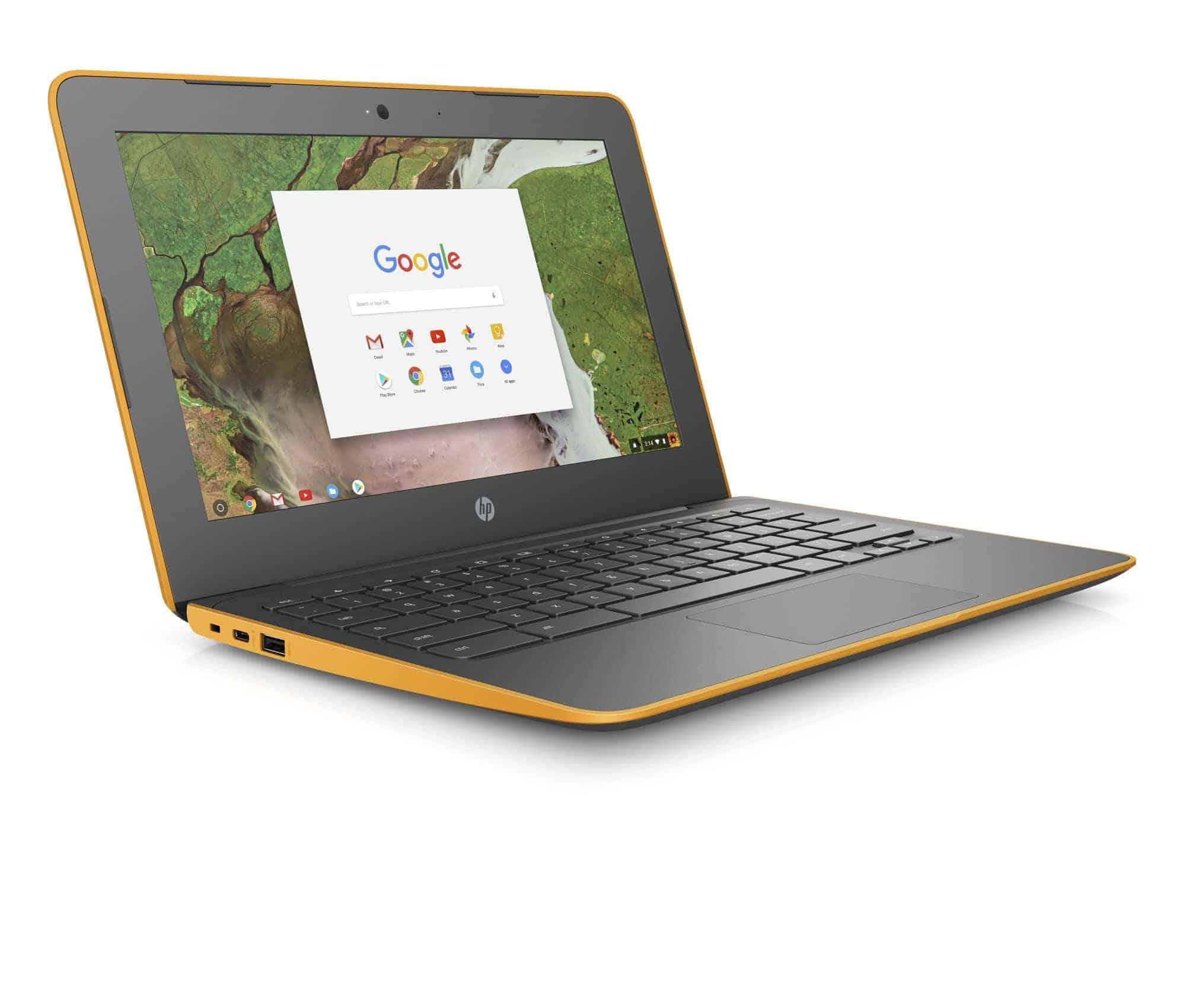 HP CHromebook 11 G6 2