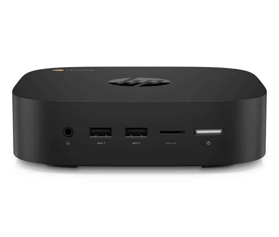 HP Chromebox G2 5