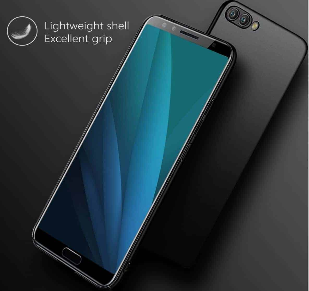 Alleged HTC U12 Leaks With Four Cameras, Extremely Thin ...