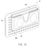 HTC WIPO VR Headset Magnetic Case Patent 3