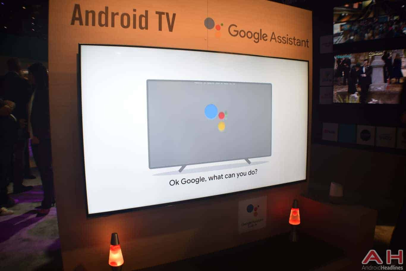 hands on with hisense new 4k tvs ces 2018 android news. Black Bedroom Furniture Sets. Home Design Ideas