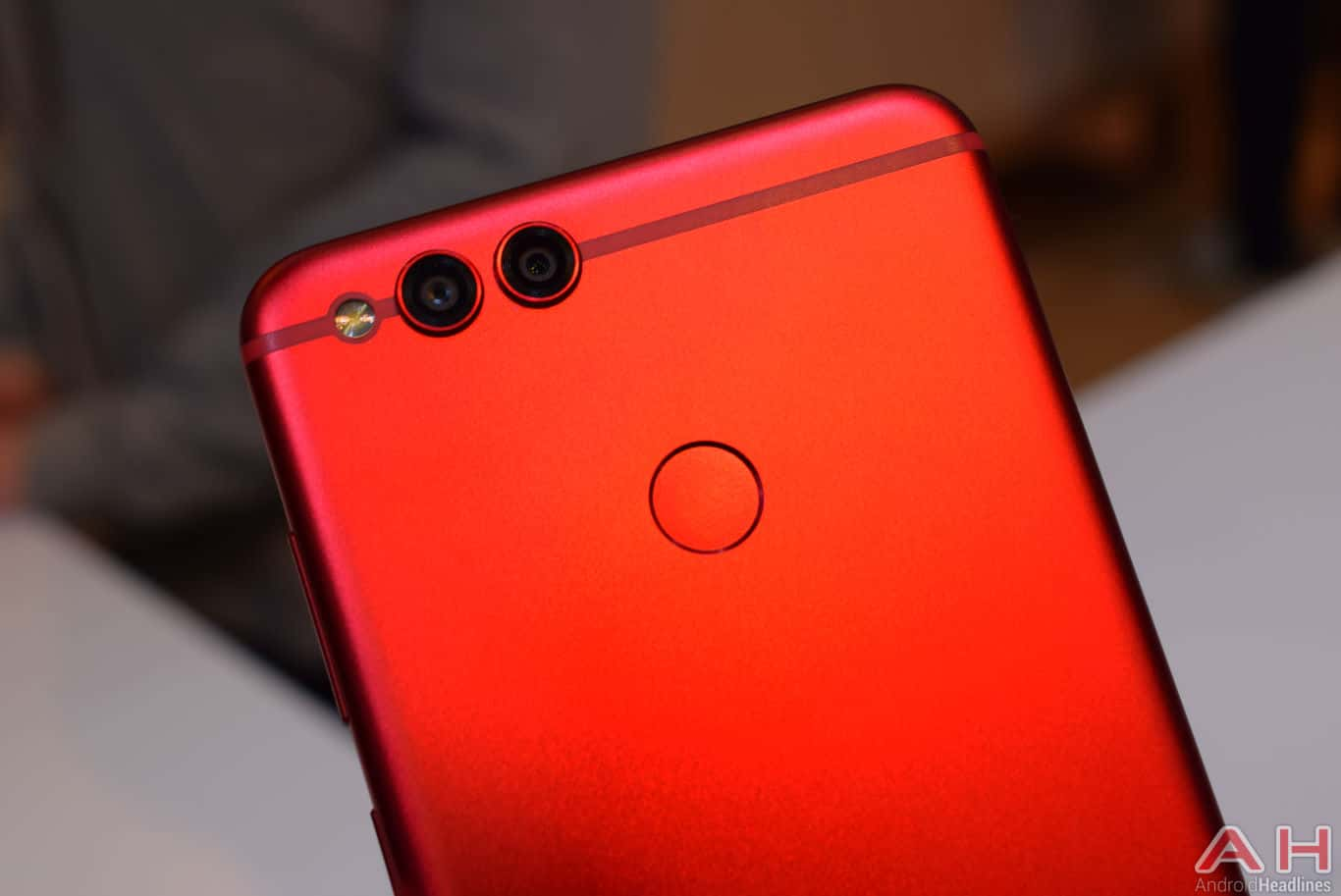Red Honor 7x Arrives In The Us For Valentine S Day