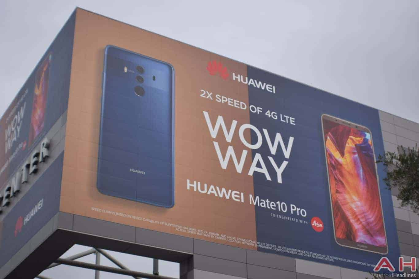 Verizon cancels plans to sell Huawei phones in the US