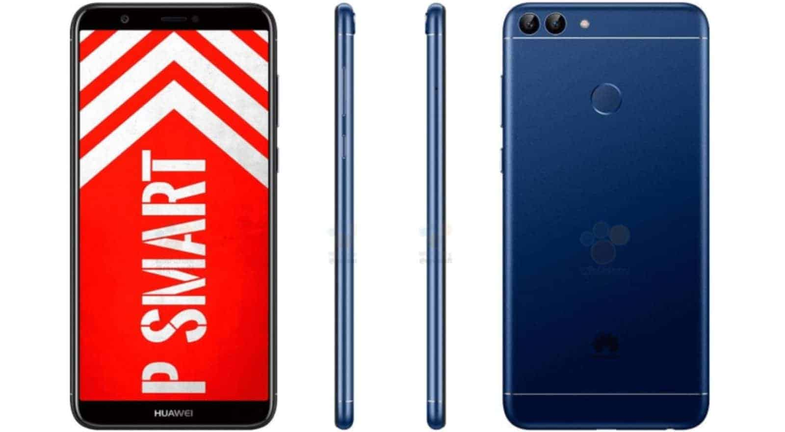 Huawei P Smart Android Mid-Ranger Out In Europe This Month ...