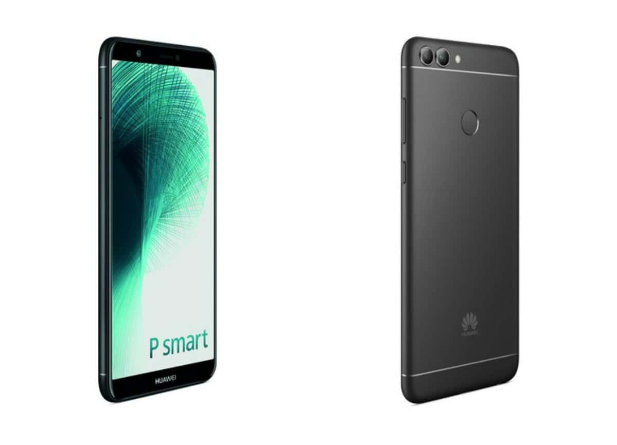 Huawei P Smart To Launch In The Uk Exclusively Via